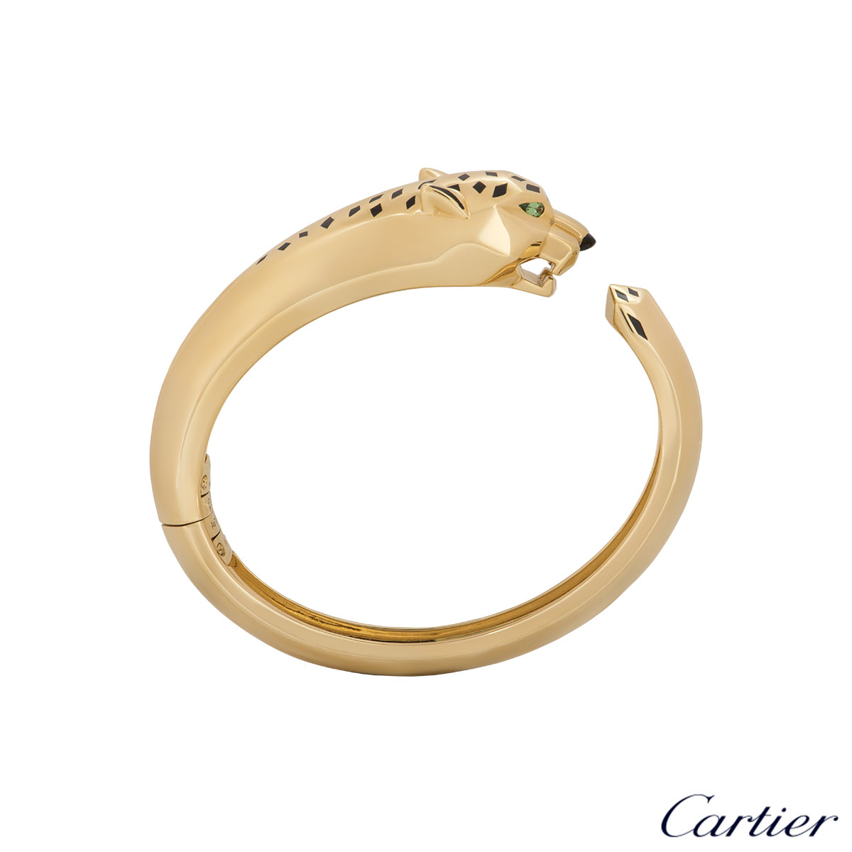 Cartier Yellow Gold Panthere De Cartier Bracelet N6033403